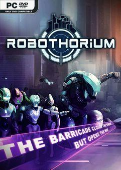 Robothorium Sci fi Dungeon Crawler-ALI213