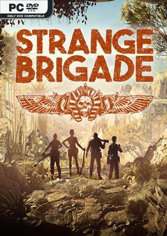 Strange Brigade Deluxe Edition v1.47.22.14 10 DLCs-Repack