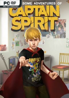 The Awesome Adventures of Captain Spirit-Repack