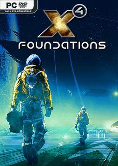 X4 Foundations Incl DLC v42298-GOG