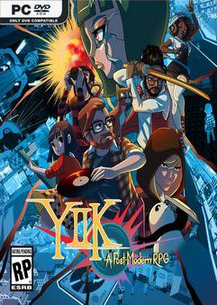 YIIK A Postmodern RPG-DARKSiDERS