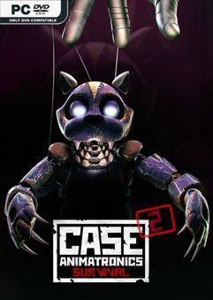 CASE 2 Animatronics Survival-PLAZA
