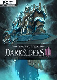 Darksiders III The Crucible-CODEX
