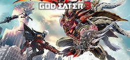 GOD EATER 3-CODEX
