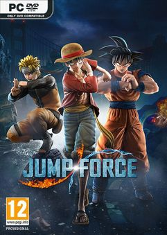JUMP FORCE Update v1.11 incl DLC-CODEX
