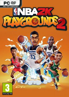 NBA 2K Playgrounds 2-CODEX