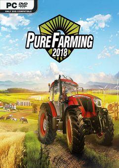 Pure Farming 2018 Big Machines-PLAZA