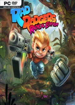 Rad Rodgers Radical Edition-CODEX