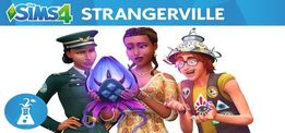 The Sims 4 StrangerVille-CODEX