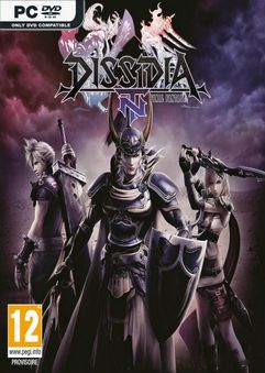 Dissidia Final Fantasy NT Deluxe Edition Incl 110 DLCs