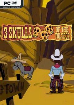 Fenimore Fillmore 3 Skulls of the Toltecs-SKIDROW