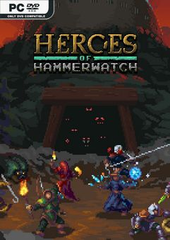 Heroes of Hammerwatch Witch Hunter-SiMPLEX