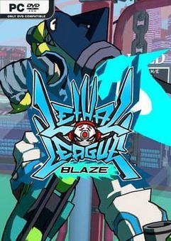 Lethal League Blaze Toxic-PLAZA
