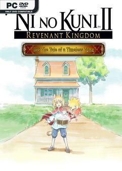 Ni no Kuni II Revenant Kingdom The Tale of a Timeless Tome-CODEX