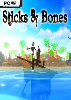 Sticks And Bones-DARKSiDERS