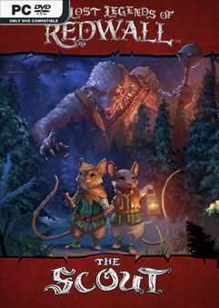 The Lost Legends of Redwall The Scout Act I Wield the Wonder-PLAZA