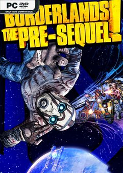 Borderlands The Pre Sequel Remastered-PLAZA