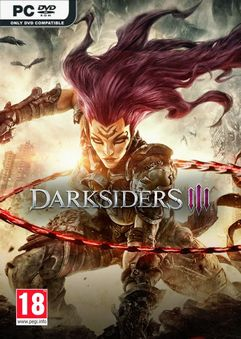 Darksiders III Deluxe Edition v1.4a Incl DLCs