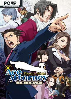 Phoenix Wright Ace Attorney Trilogy-CODEX