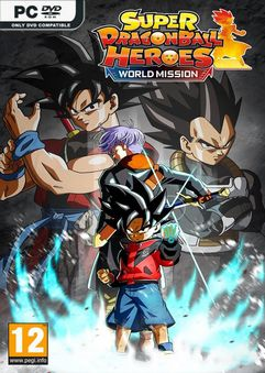 Super Dragon Ball Heroes World Mission Build 3827866