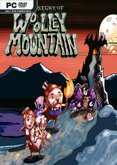 The Mystery Of Woolley Mountain-FREEDRM