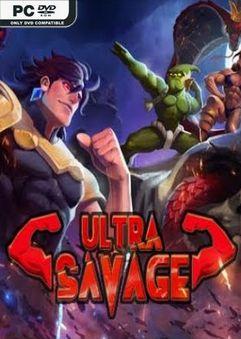 Ultra Savage-PLAZA