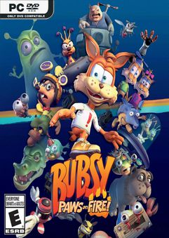 Bubsy Paws on Fire-SKIDROW