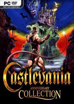Castlevania Anniversary Collection PROPER-CODEX
