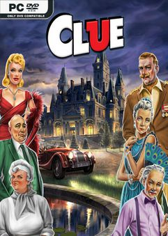 Clue The Classic Mystery Game Egyptian Adventure-PLAZA