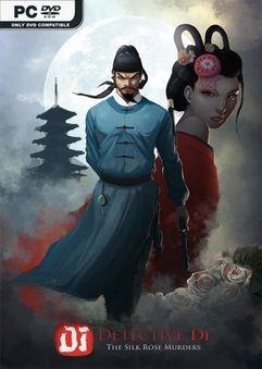Detective Di The Silk Rose Murders-AL213