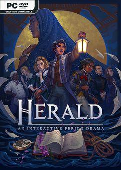 Herald An Interactive Period Drama Book I and II v1.2.0-PLAZA