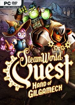 SteamWorld Quest Hand of Gilgamech-GOG