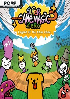 Super Cane Magic ZERO-PLAZA
