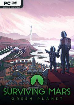 Surviving Mars Green Planet-CODEX