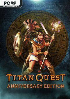 Titan Quest Anniversary Edition Atlantis-PLAZA