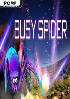Busy Spider-SKIDROW