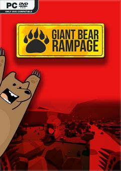 Giant Bear Rampage-ALI213