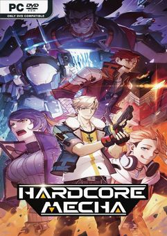 HARDCORE MECHA Build 4086834