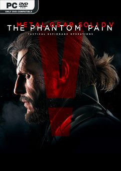 Metal Gear Solid V The Phantom Pain v1.15 Incl All DLCs
