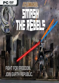 RTS Commander Smash The Rebels-SKIDROW