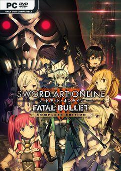 sword art online fatal bullet crack 3dm