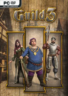 The Guild 3 v0.8.5.4