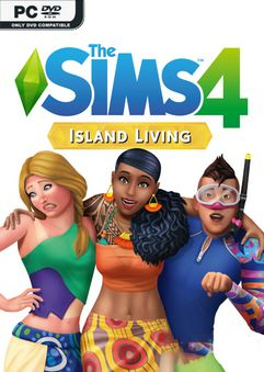 The Sims 4 Island Living Update v1.53.115.1020-CODEX