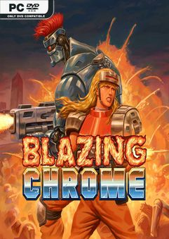 Blazing Chrome-DARKZER0