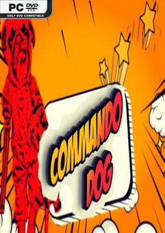 Commando Dog-HOODLUM