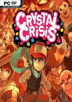 Crystal Crisis-PLAZA