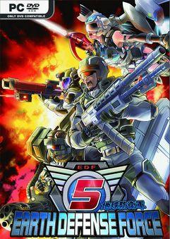 Earth Defense Force 5 Incl 20 DLCs-Repack