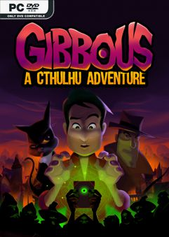 Gibbous A Cthulhu Adventure-HOODLUM