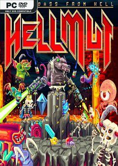Hellmut The Badass From Hell v1.5-DINOByTES