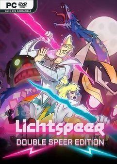 Lichtspeer Double Speer Edition-DARKZER0